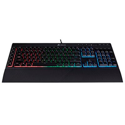 Corsair K55 RGB gaming keyboard